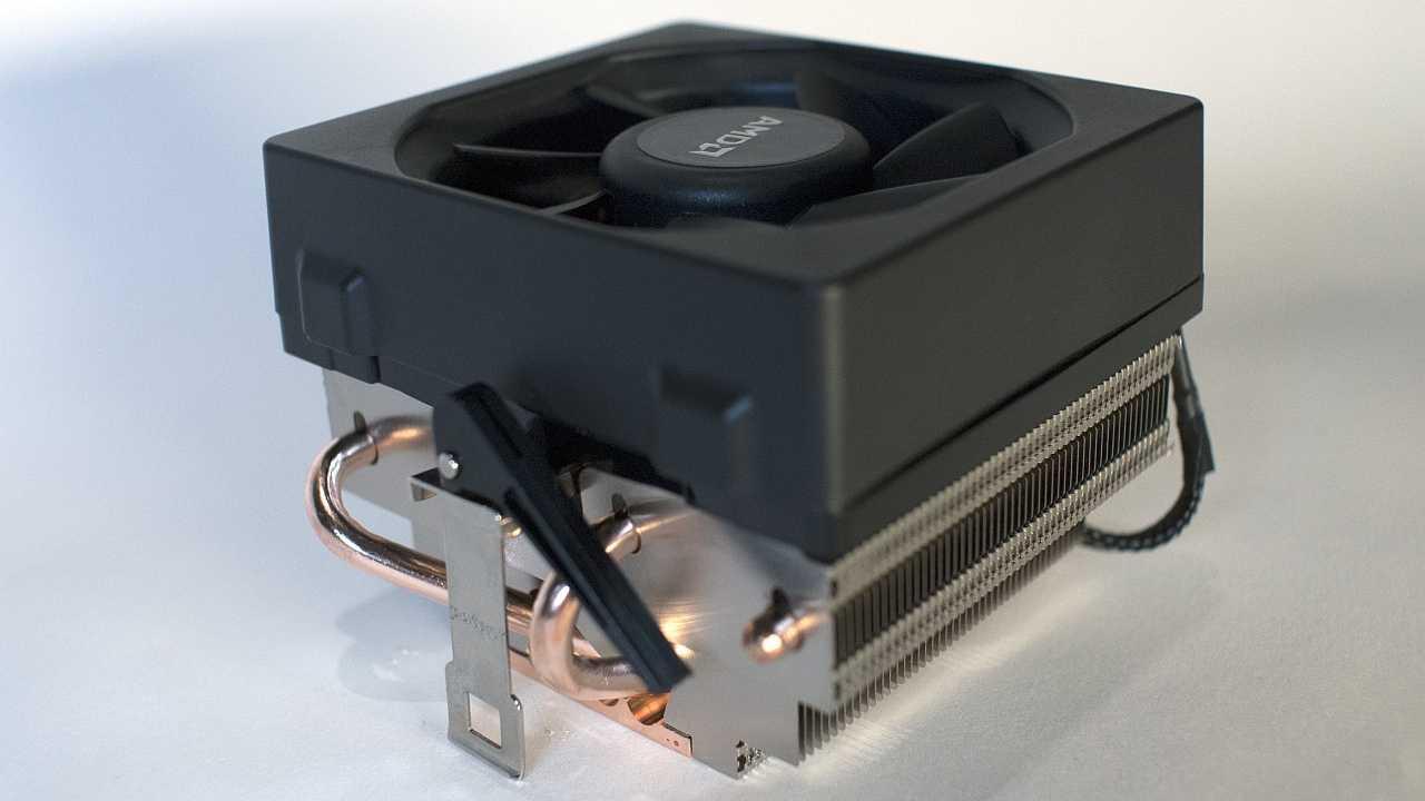 """""""Wraith""""-Kühler von AMD"""
