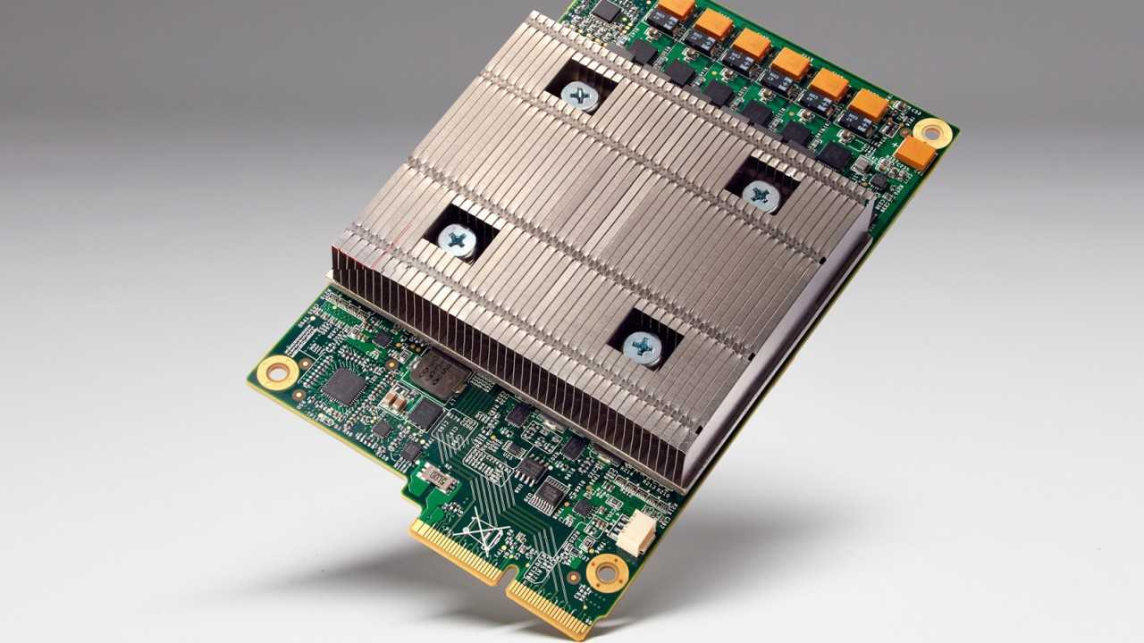 Google Tensor Processing Unit (TPU)