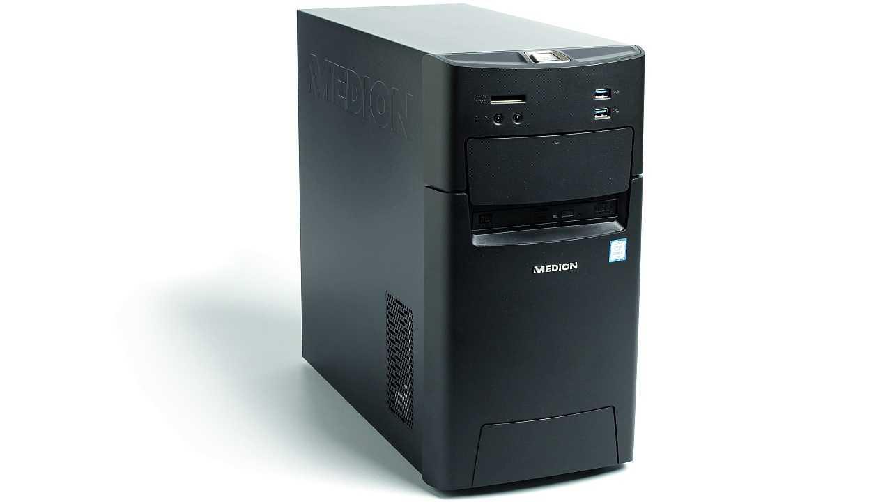 Aldi-PC Medion Akoya P5320 E
