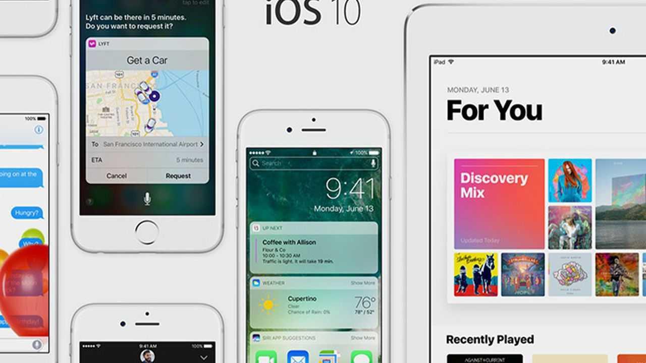 iOS 10: Apple beschleunigt Beta-Rhythmus