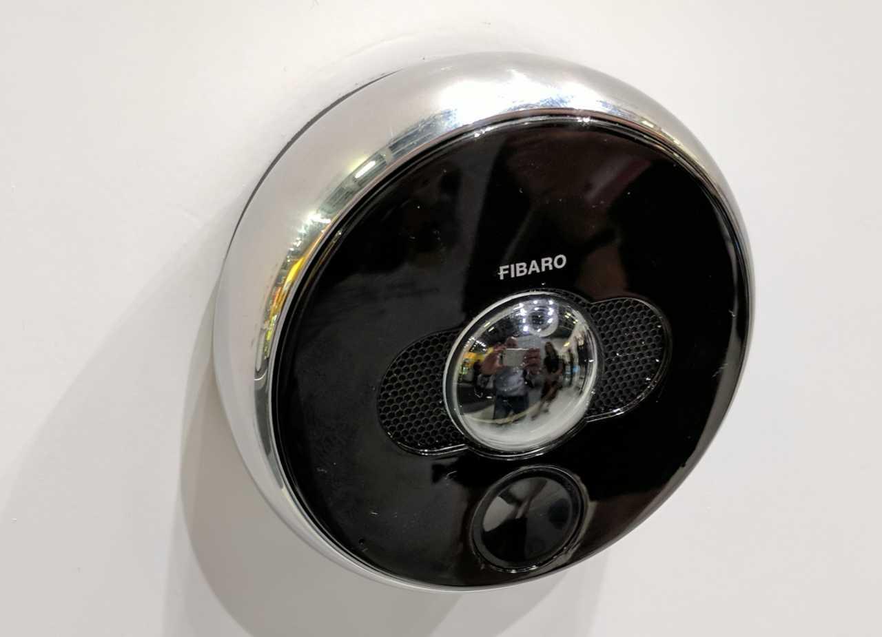 Das Kameramodul funkt die Bilder aufs Smartphone.