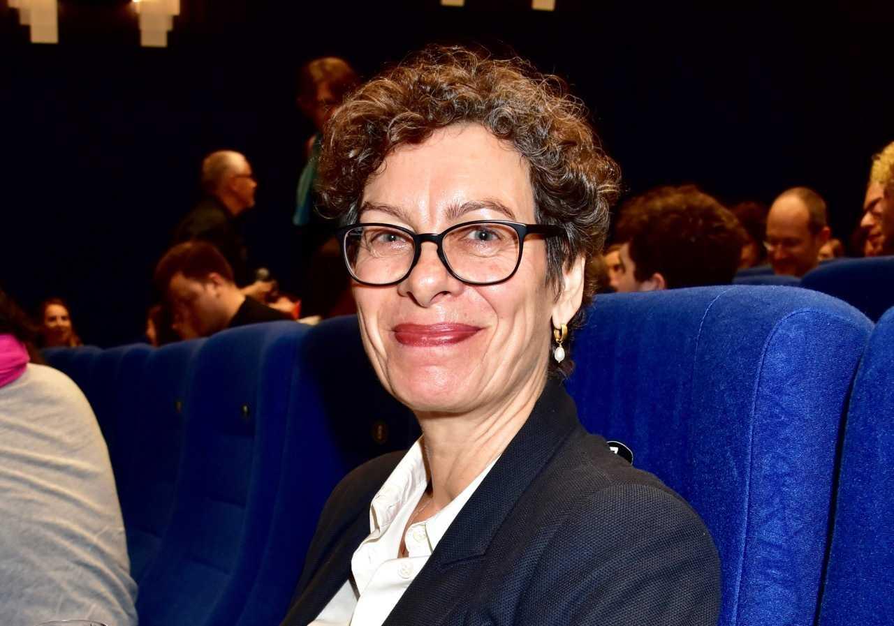 Jeanette Hofmann vom Wissenschaftszentrum Berlin für Sozialforschung (WZB)