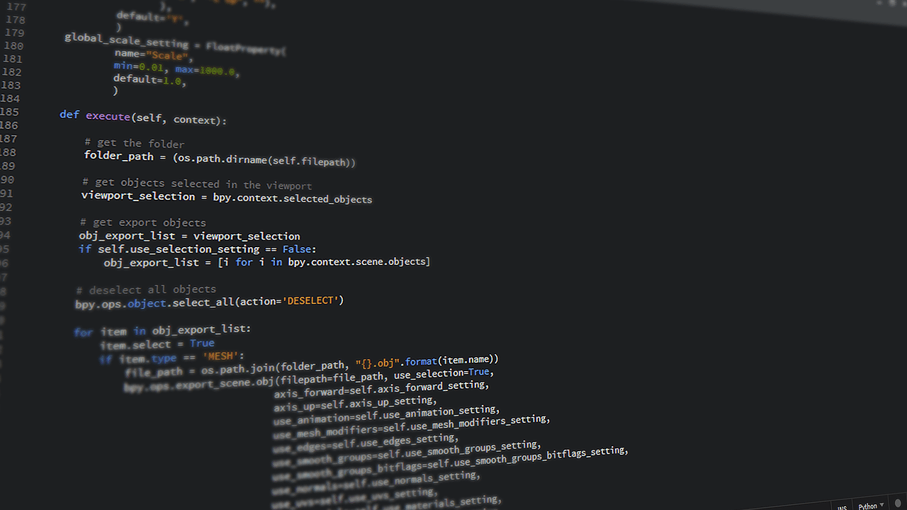 Unbekannte schmuggelten Schadcode in offizielles Python-Repository