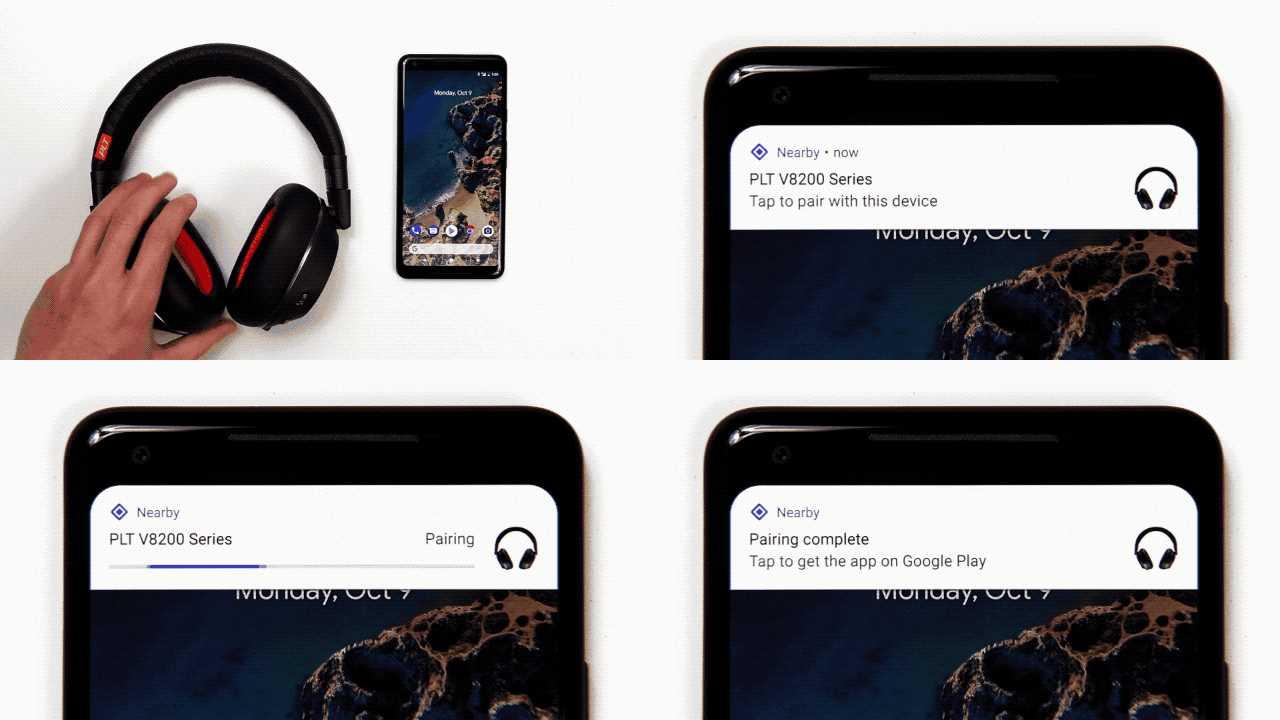 Fast Pair erleichtert Bluetooth-Verbindungen unter Android