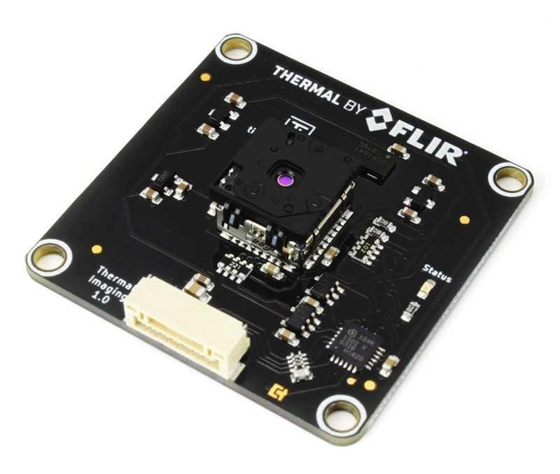 Das Bricklet benötigt zum Betrieb noch eine Brick, die als Brücke zwischen PC und Sensor dient.