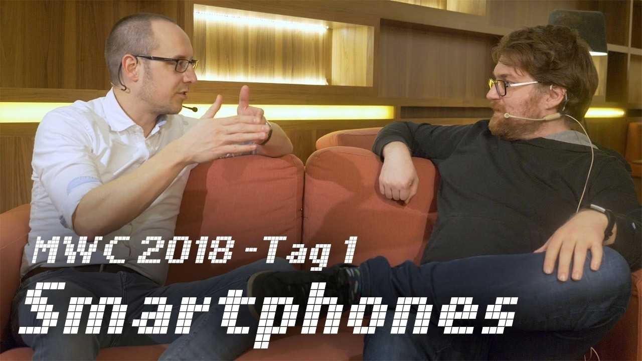 c't uplink MWC Tag 1: Samsung Galaxy S9 und Nokia 8110