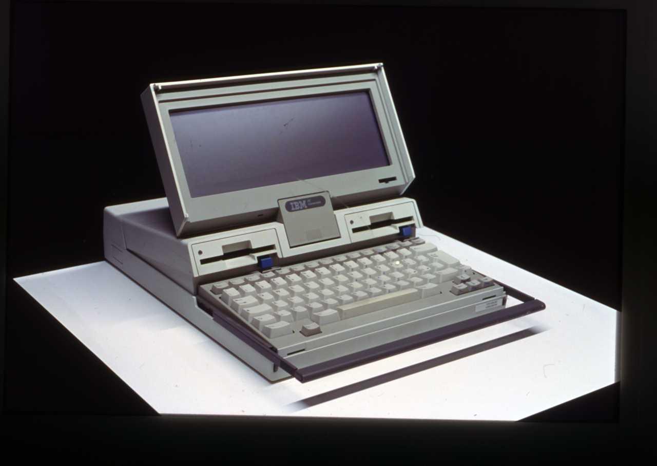 """IBM 5140 aka """"PC Convertible"""" - nicht jedes Vorbild muss erfolgreich sein."""