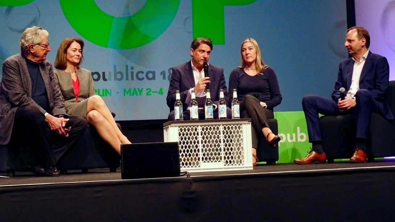 re:publica: Justizministerin Barley fühlt sich von Facebook verschaukelt