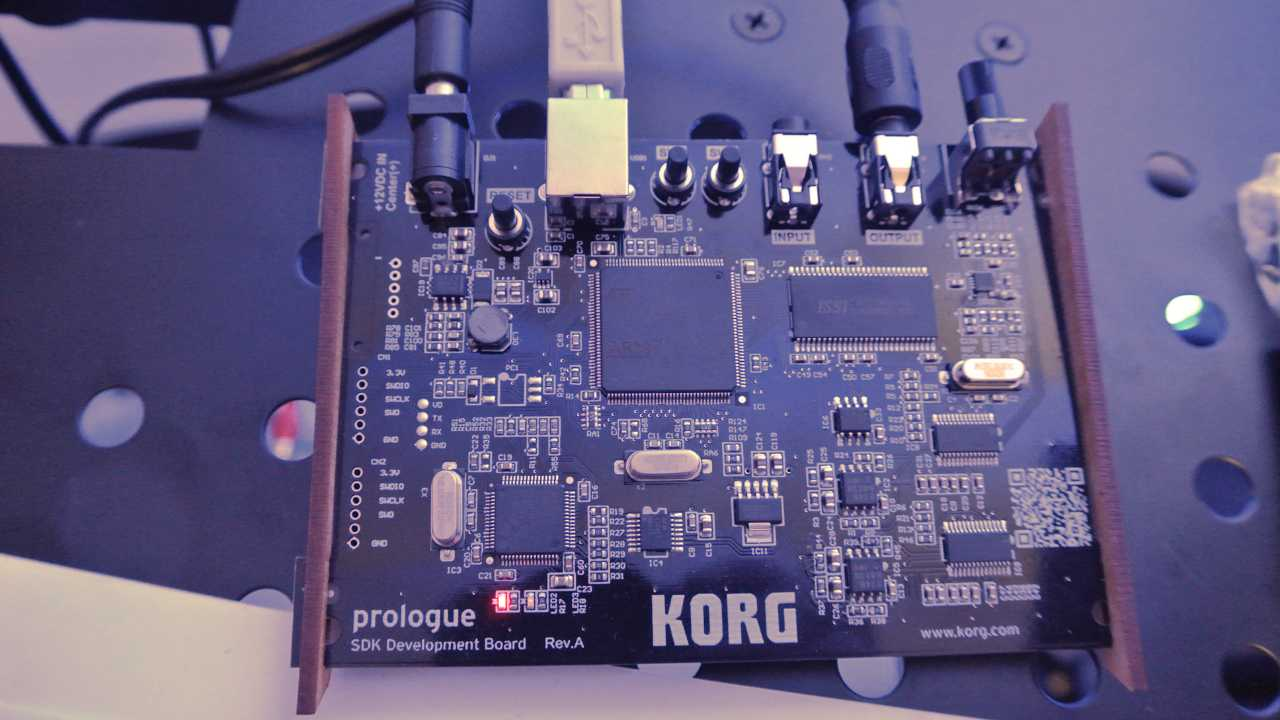 Korg stellt Open-Source-SDK für Prologue-Synthesizer vor