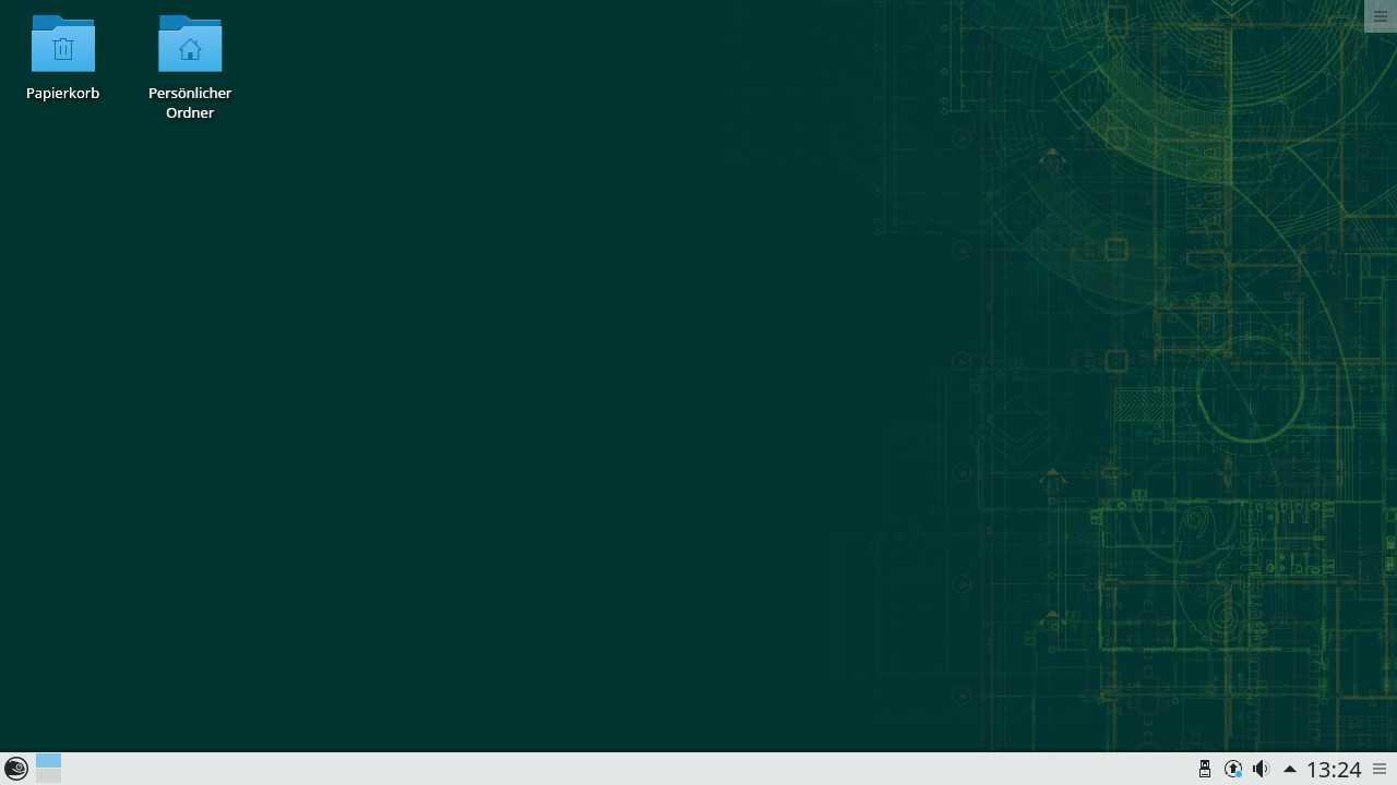 Für openSUSE Leap steht als Oberfläche neben Plasma und Gnome auch KDE bereit.
