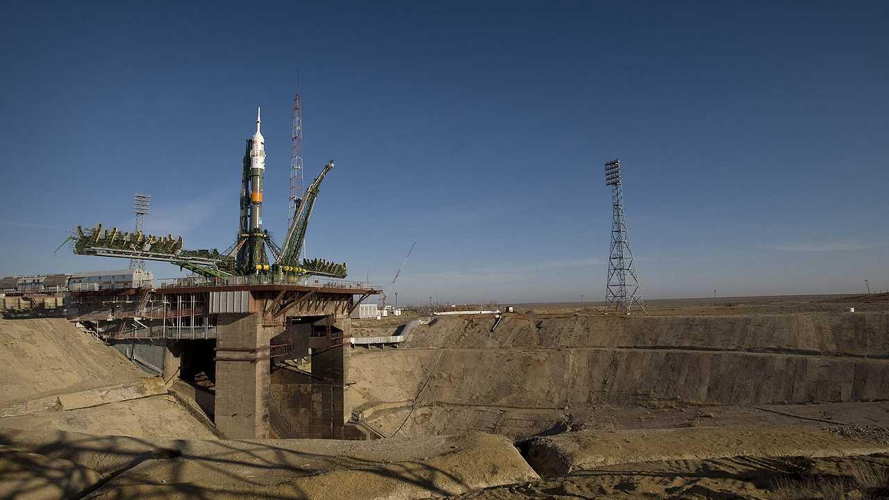 Historische Rampe: Gerst fliegt von Gagarins altem Startplatz zur ISS