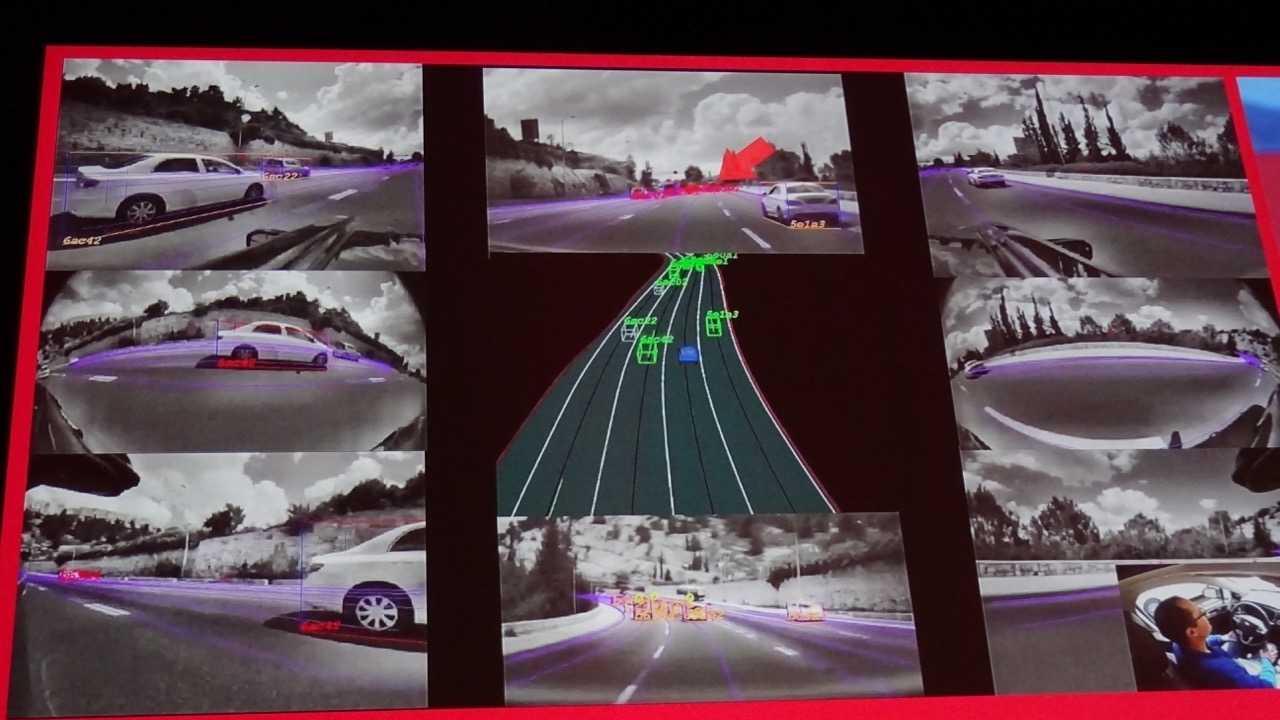 """Autonome Autos mit """"durchsetzungsfähigen"""" Fahrstil"""