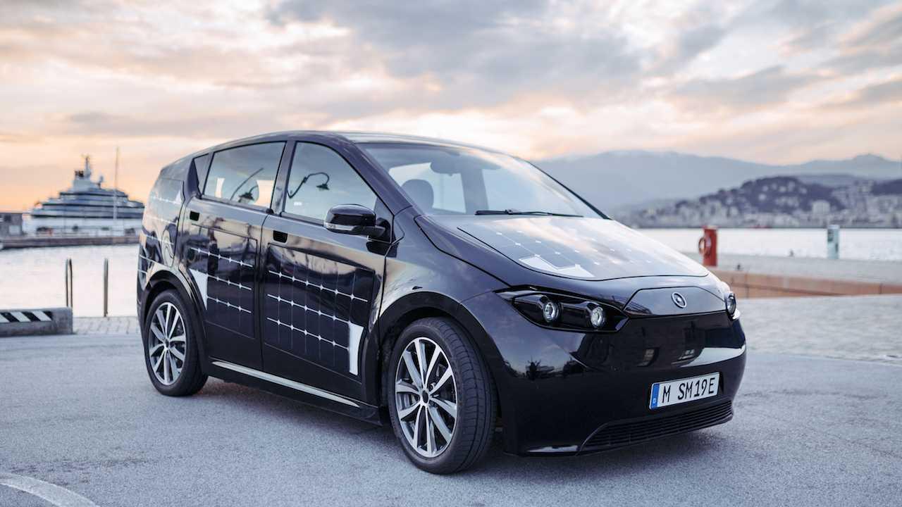 Elektroauto Sion mit Solarmodulen: Münchner Startup registriert 5000 Vorbestellungen