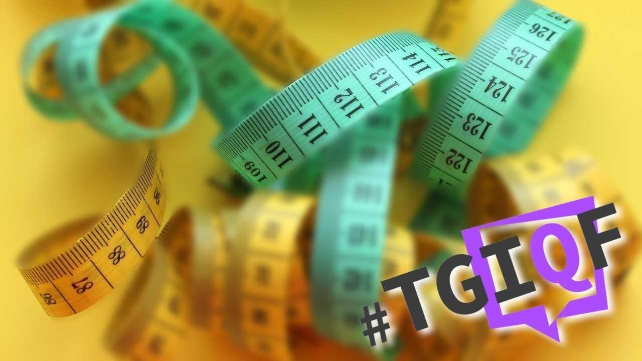 #TGIQF - das Quiz um Größenordnungen: Halb gewusst, ist leicht geschätzt