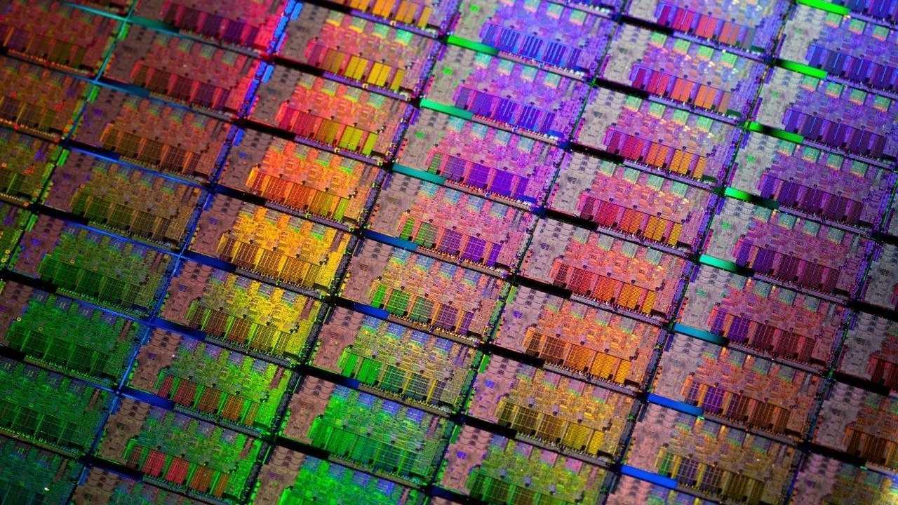 Wafer-Handling bei Infineon