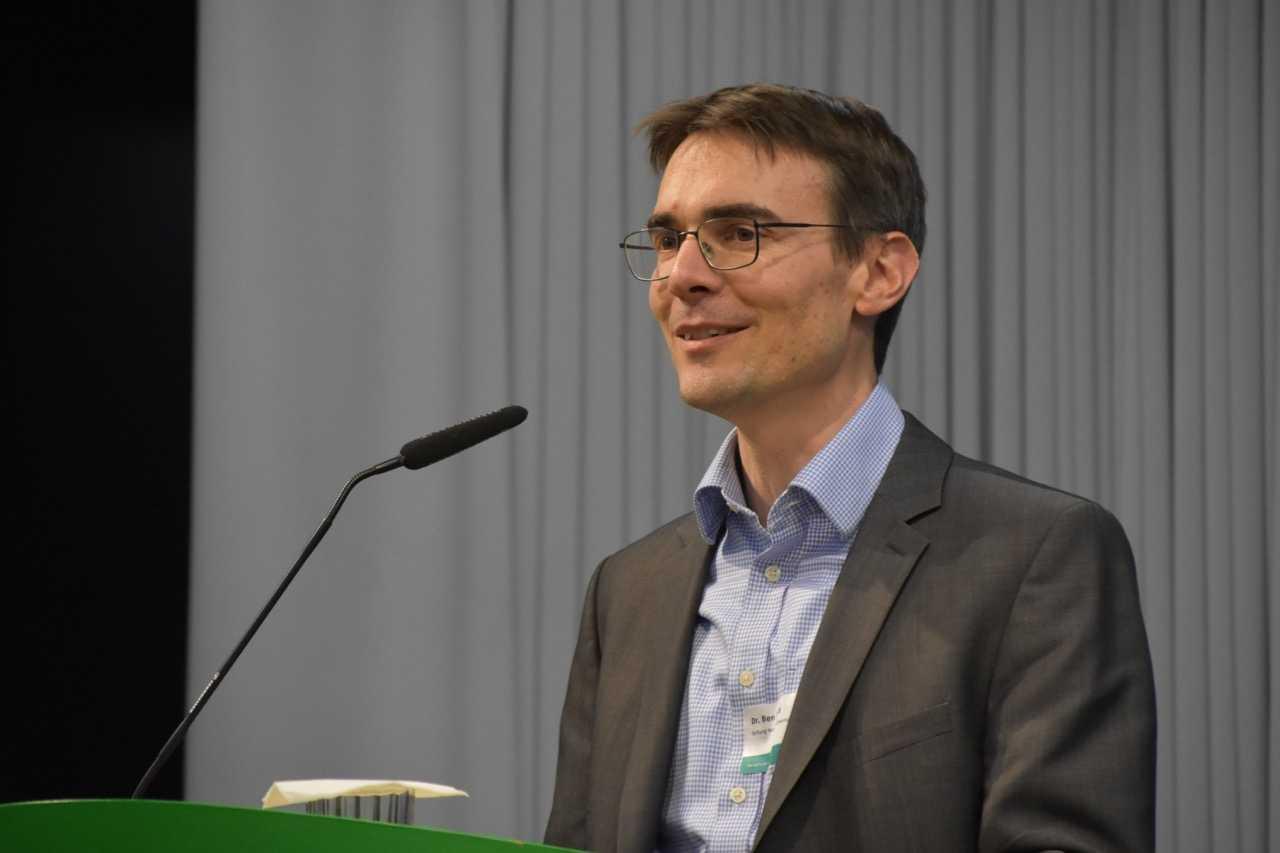Der Kommunikationswissenschaftler Ben Scott forderte einen Gesellschaftsvertrag mit einem klaren Umsetzungsplan.
