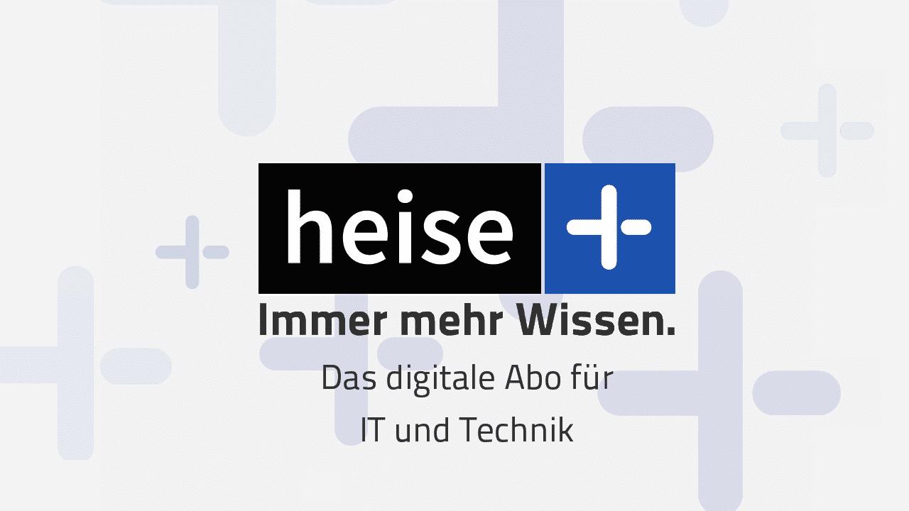In eigener Sache: heise+ – das digitale Abo für IT und Technik erweitert heise online