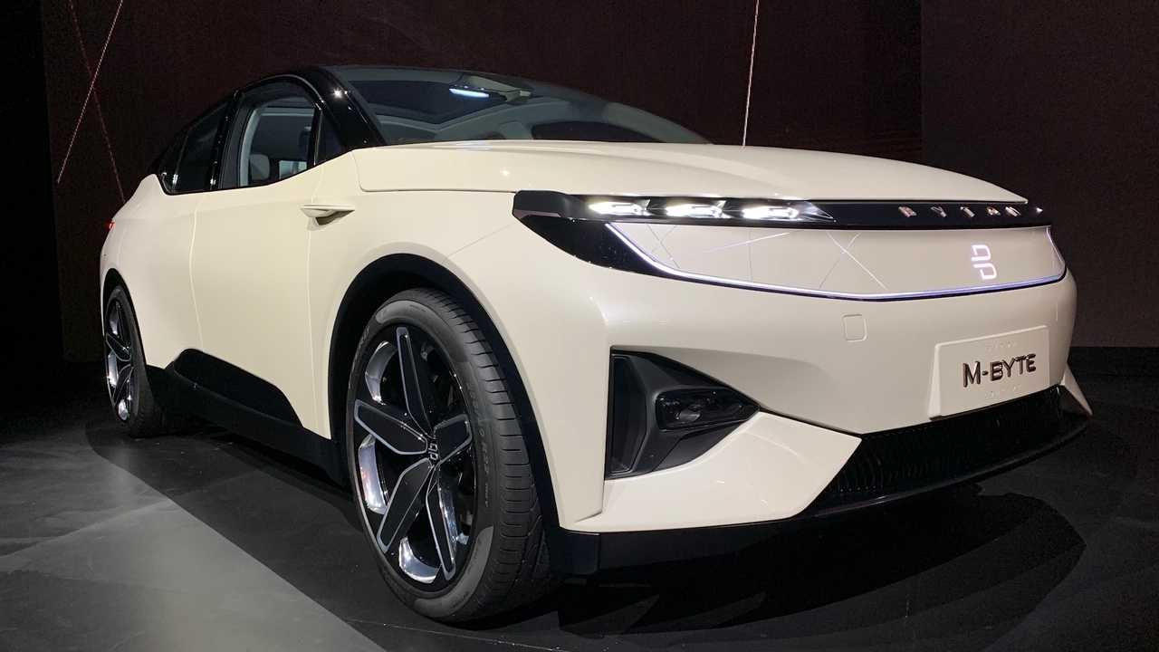 E-Autos: Byton baut Geschäftsführung um
