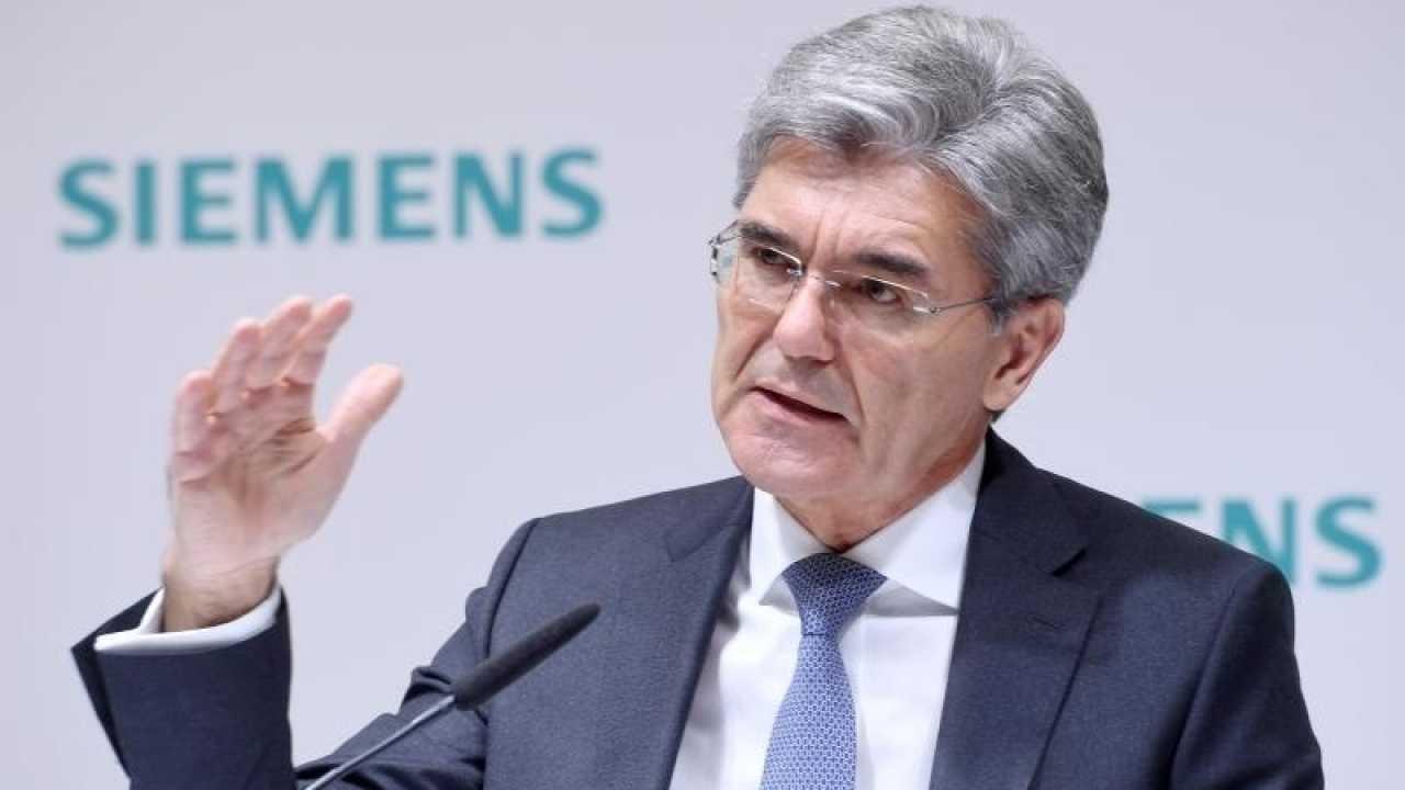 Siemens -  Joe Kaeser