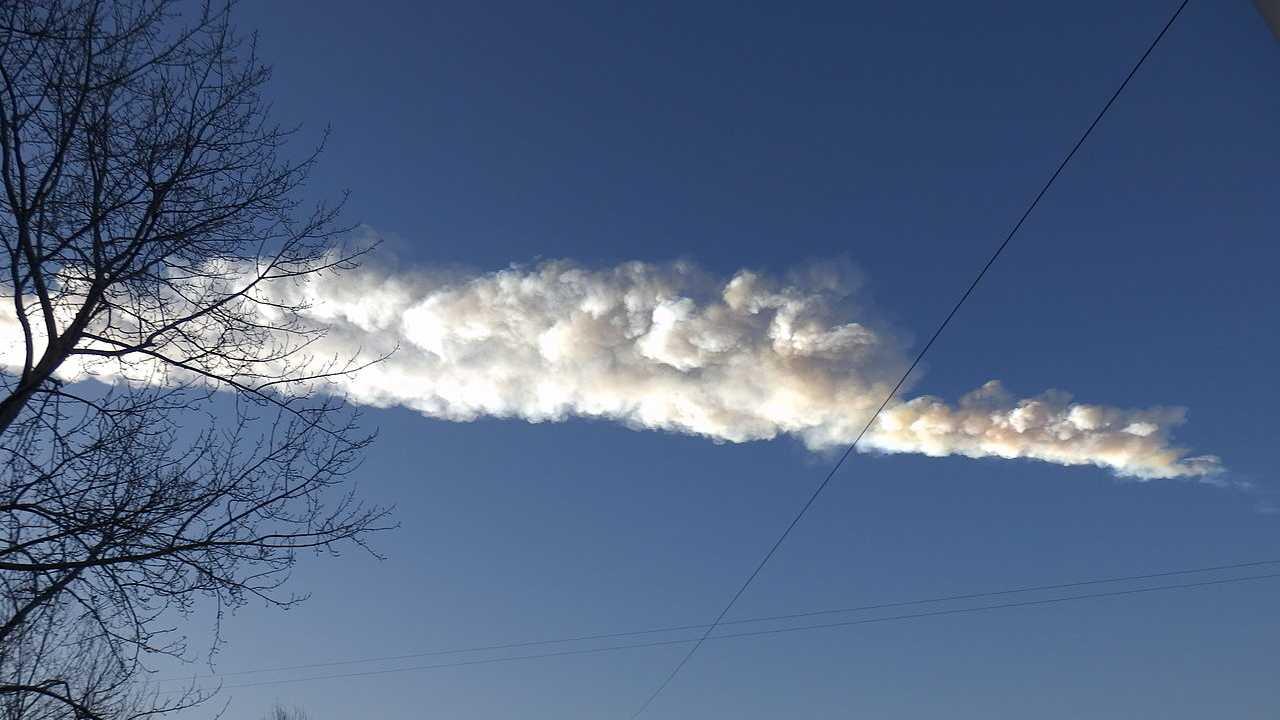 NASA: Gewaltige Explosion eines Meteors zu Weihnachten über Beringsee