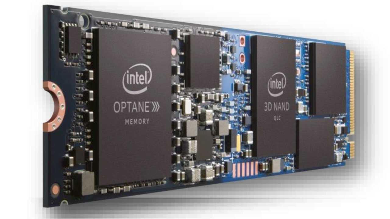 Intel-SSD kombiniert Optane- mit Flash-Speicher
