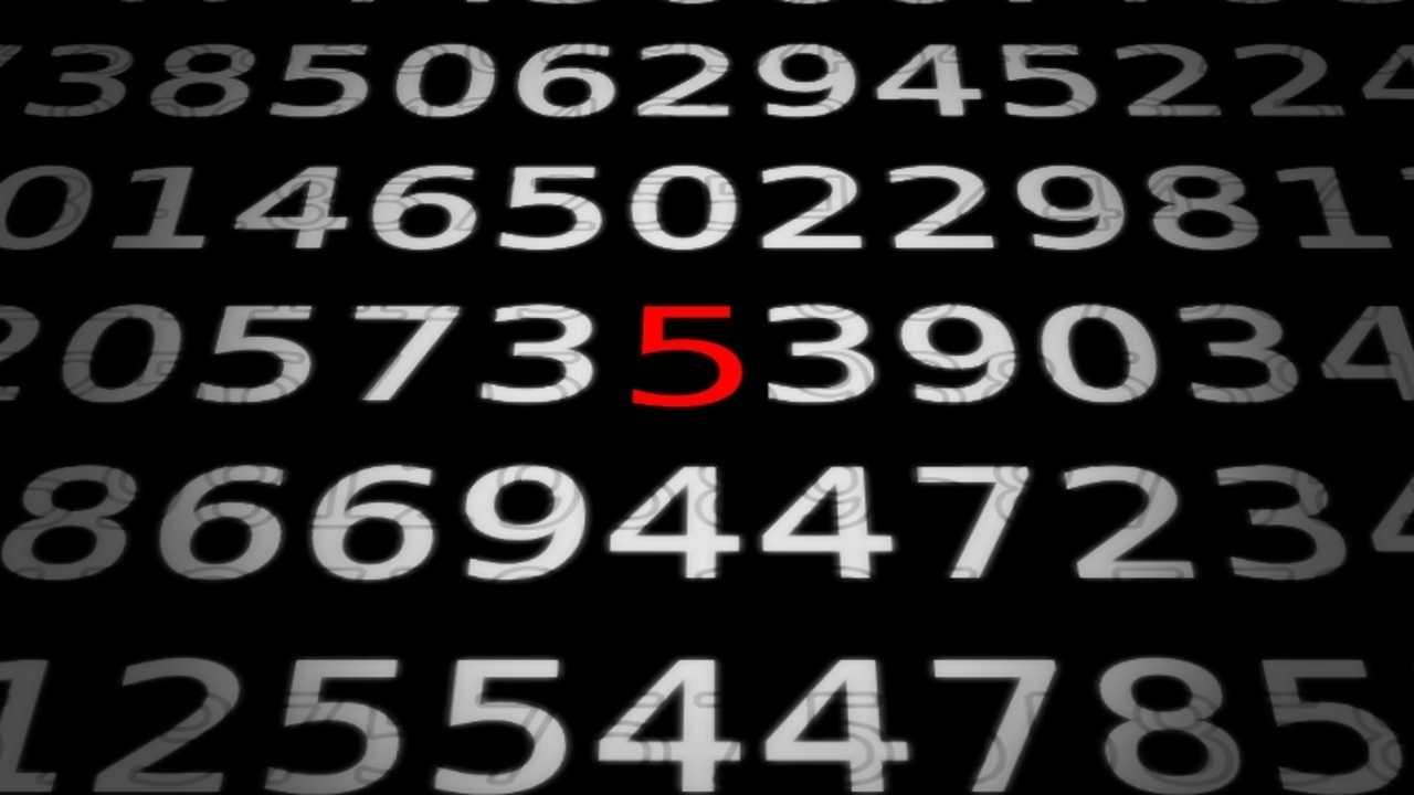 Zahlen, bitte! 5 oder die Wirklichkeit von Karl Koch