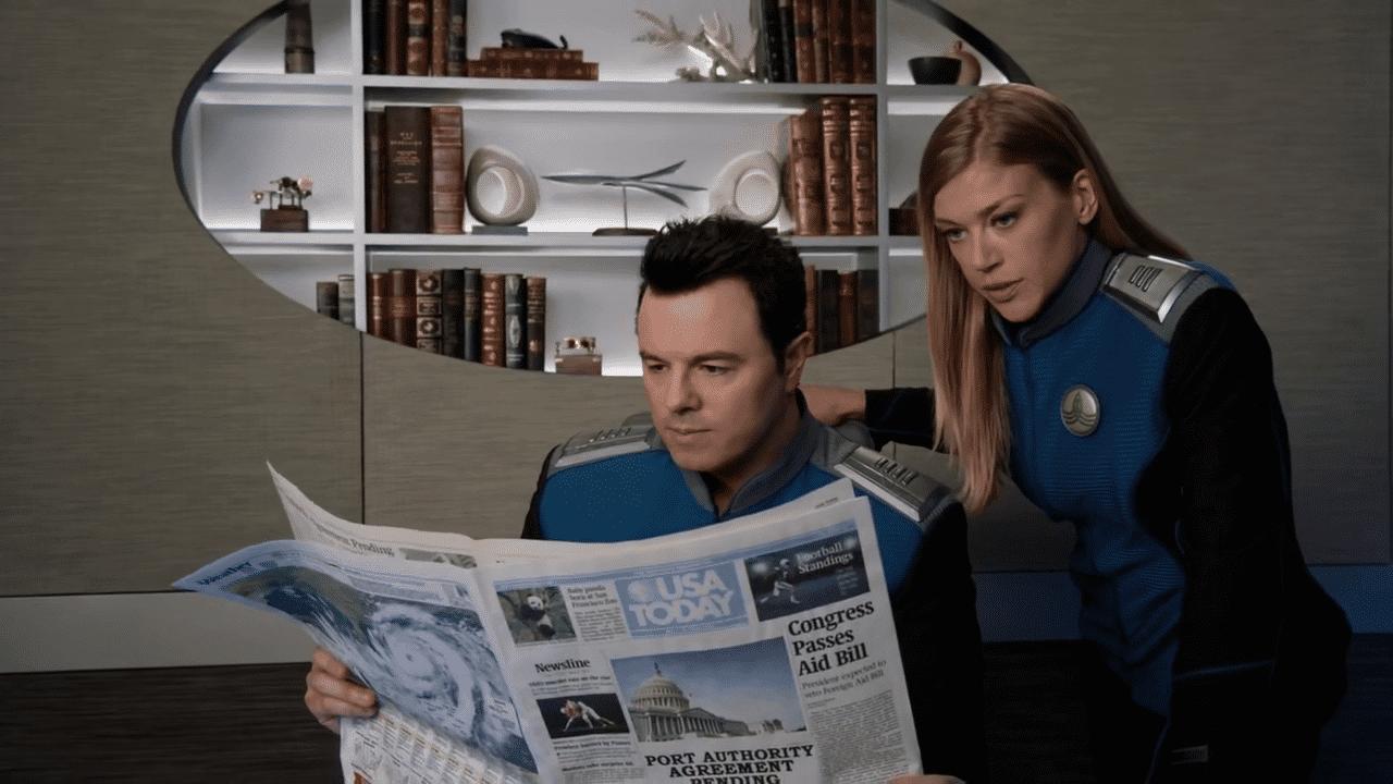 The Orville, Staffel 2: Seth Trek ist das bessere Star Trek