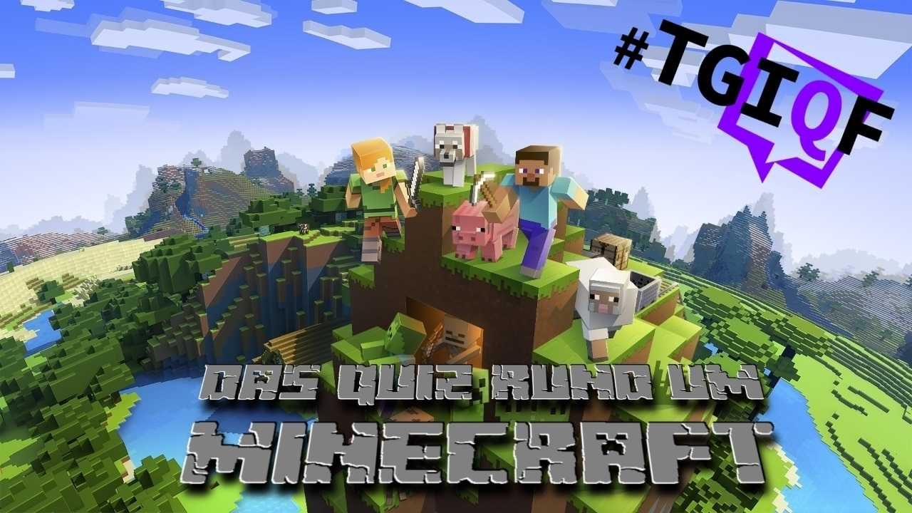 #TGIQF – das Quiz für Minecraft-Profis