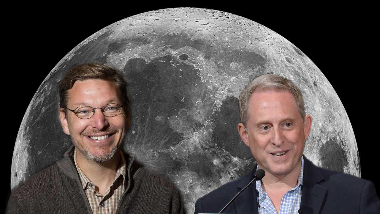 Streitgespräch: Ist der Mond ein Planet?