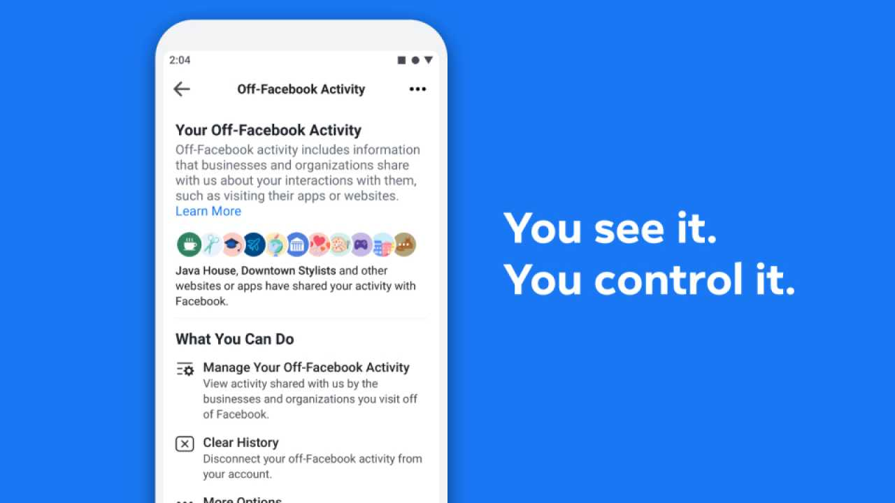 Facebook gibt Nutzern mehr Kontrolle über eigene Daten