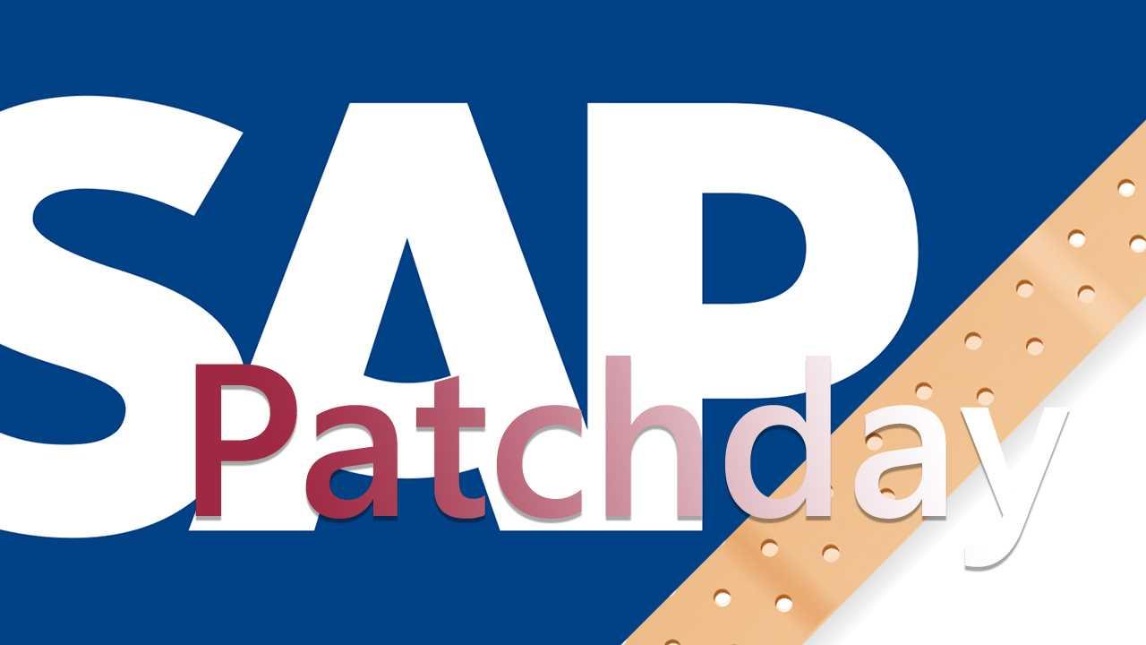 Patchday: Wichtige Sicherheitsupdates für SAP-Software