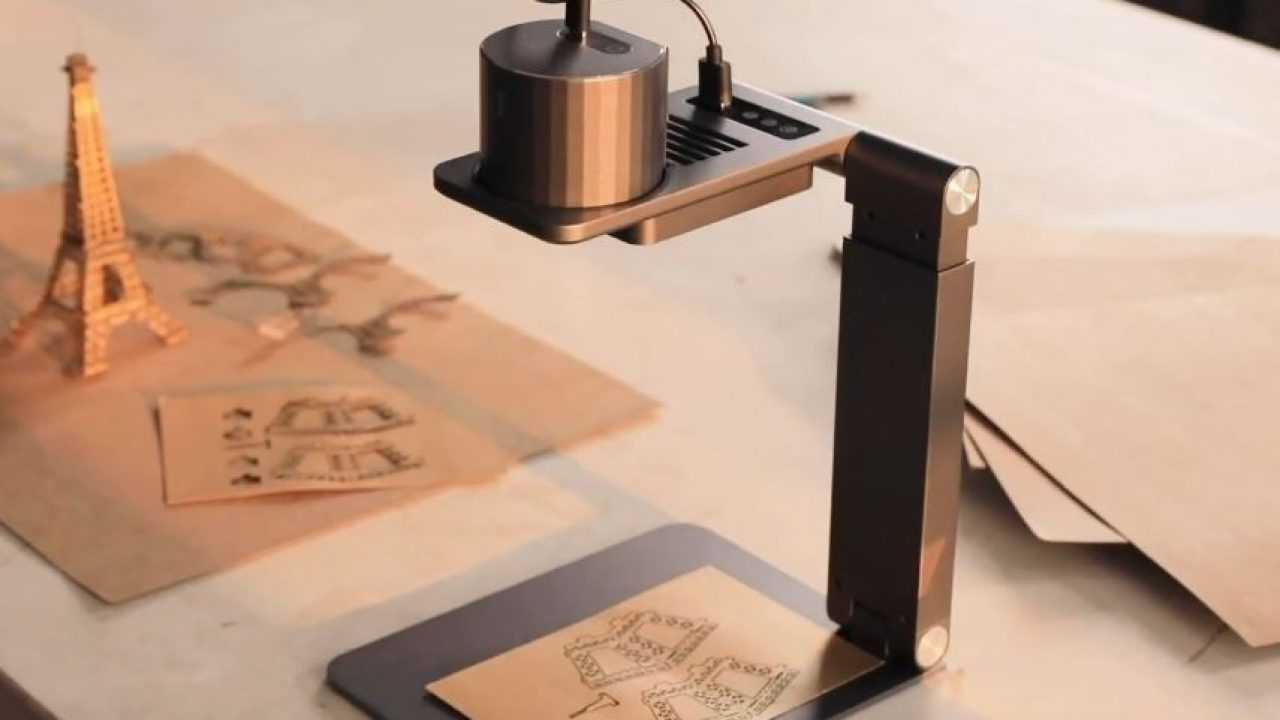 Lasergravur ohne Schnickschnack