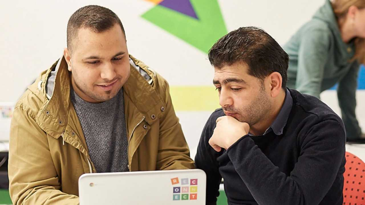 Google: 25.000 Notebooks für Flüchtlinge in Deutschland