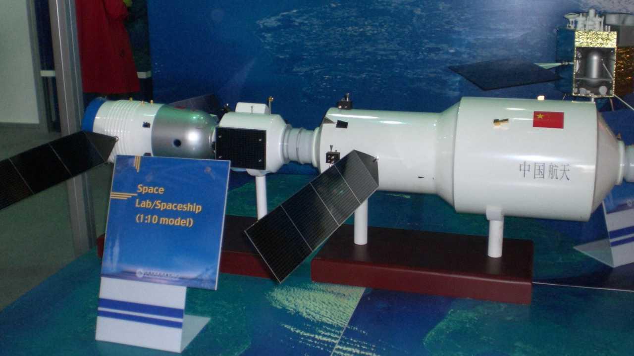 Ehrgeizige Pläne: China beginnt 2018 mit Bau seiner Raumstation