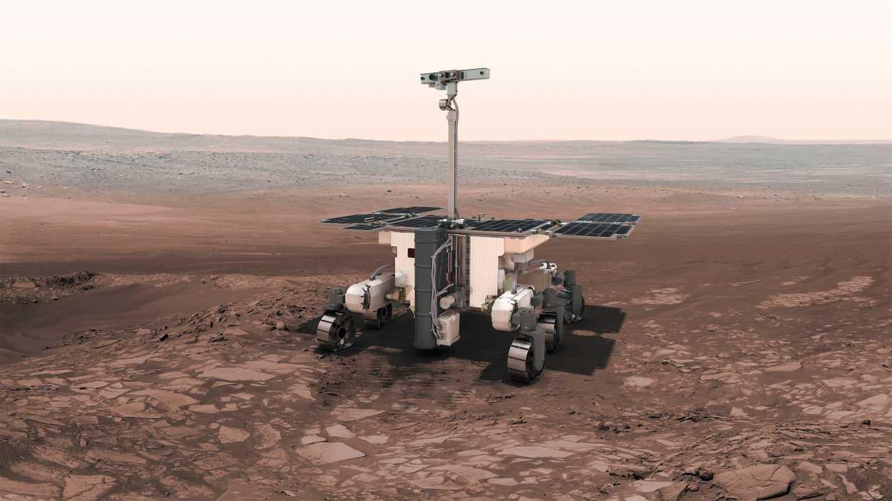 ExoMars: Zweiter Teil der Mars-Mission auf 2020 verschoben