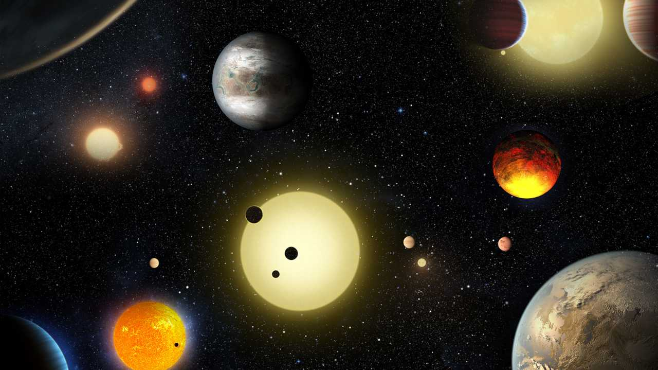 1284 neue Welten: NASA-Teleskop Kepler verdoppelt Zahl siner bestätigten Exoplaneten