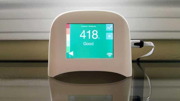 Speck 2.0: Internet-of-Things-Gerät misst Luftqualität