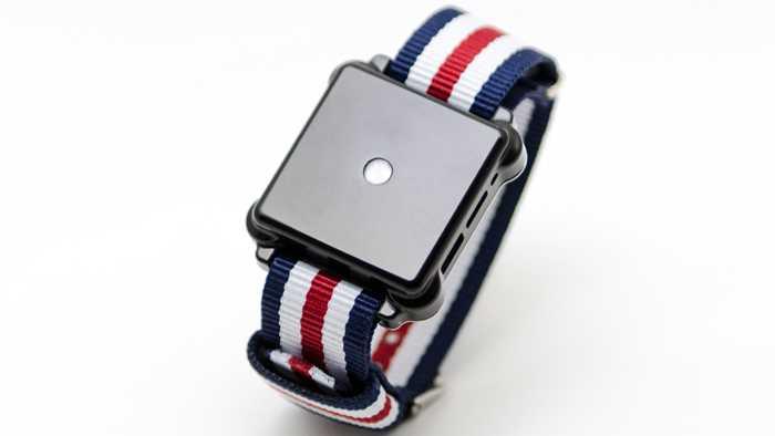 Armband mit vier Vibrationsmotoren