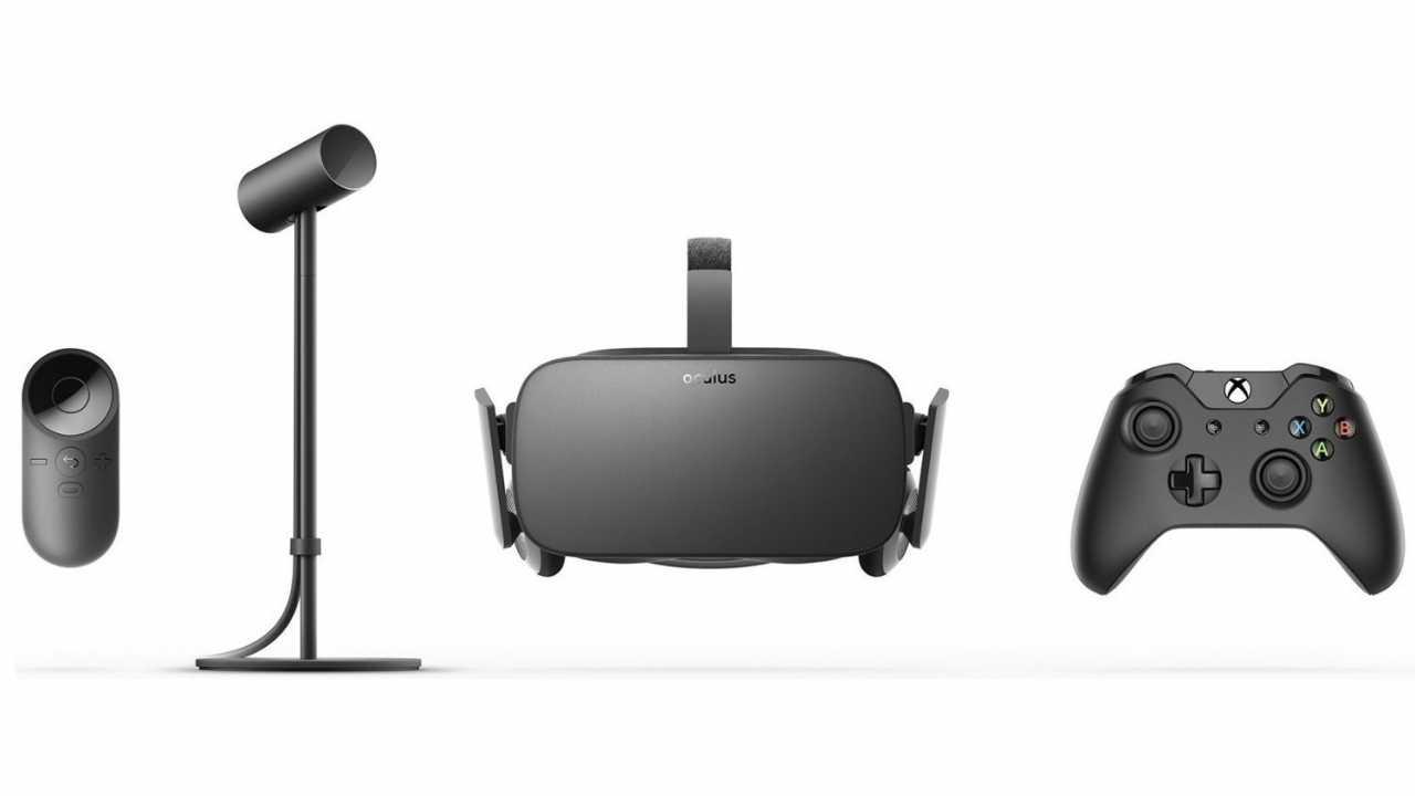 VR-Brille Oculus Rift ab September auch im stationären Handel