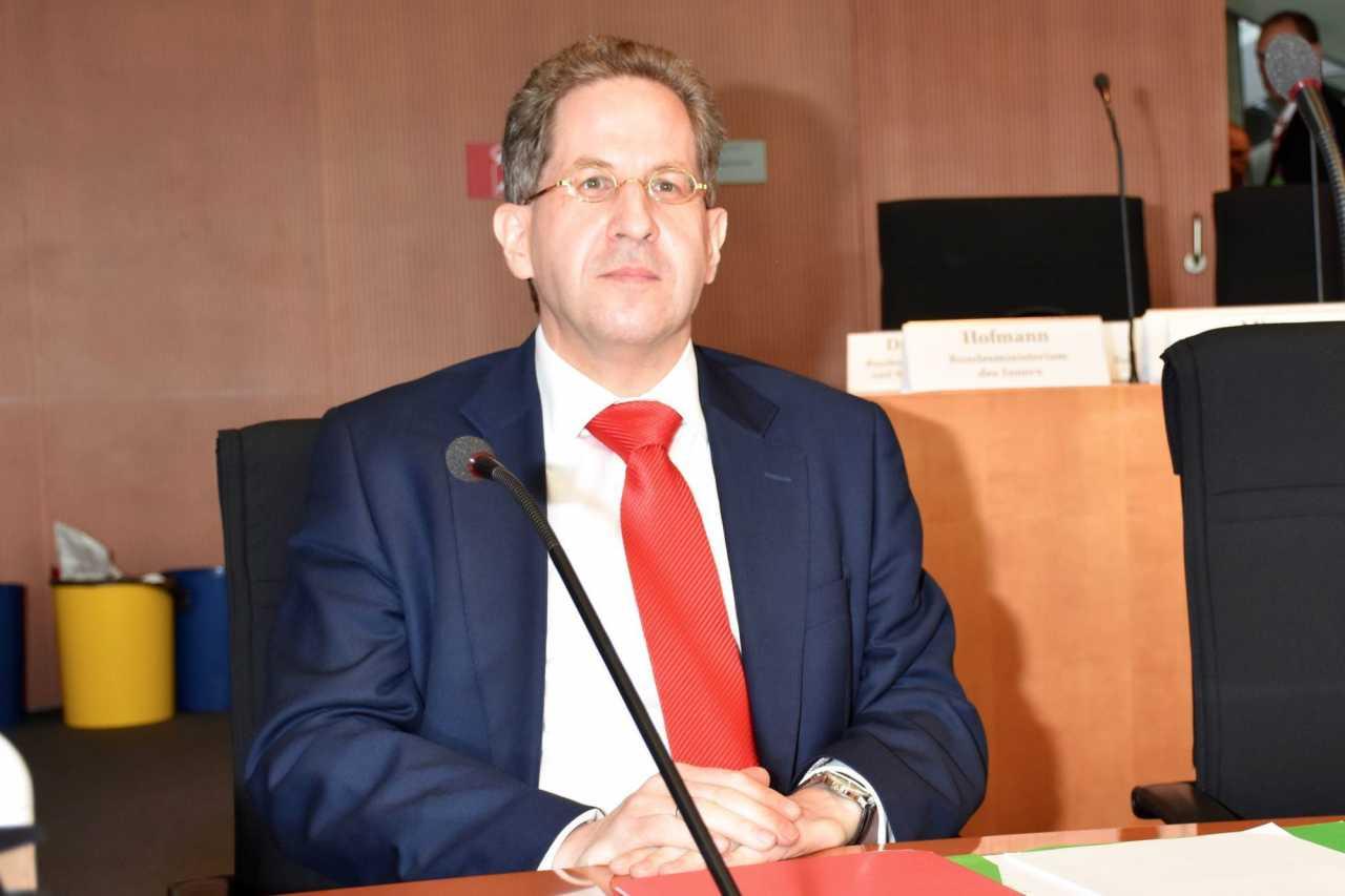 Hans-Georg Maaßen im NSA-Ausschuss