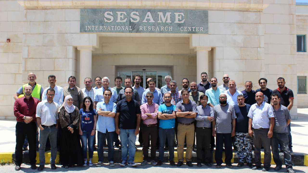 SESAME: Erster Teilchenbeschleuniger des Nahen Ostens eingeweiht