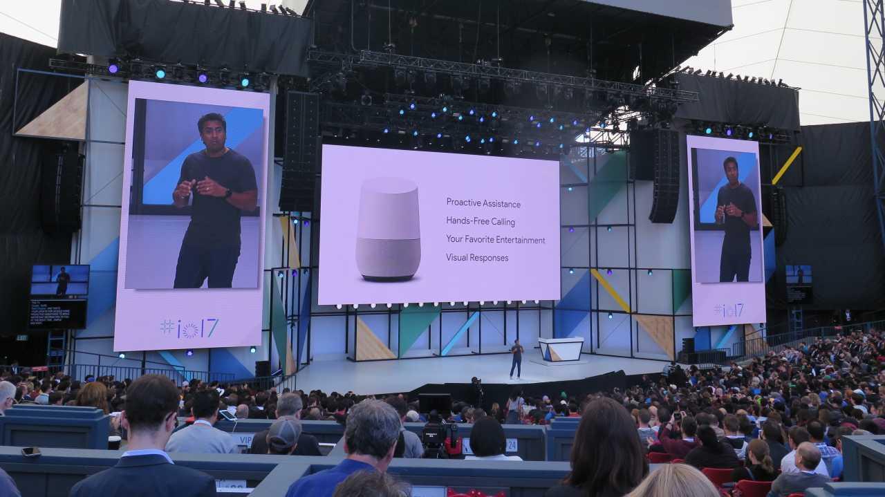 Google Home kommt nach Deutschland und lernt Telefonie