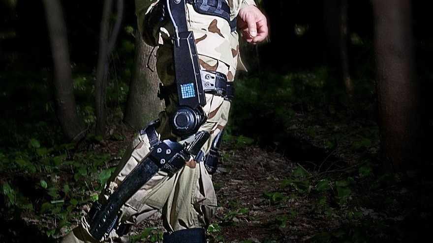 Lockheed Martin will mit neuem Exoskelett