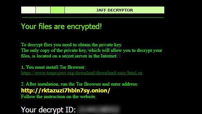 Polizei warnt vor fieser Ransomware
