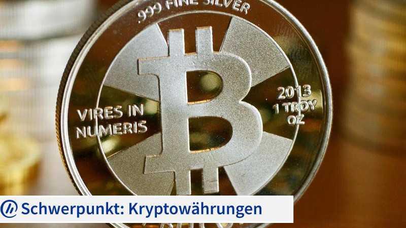 Bitcoins kaufen - so geht's