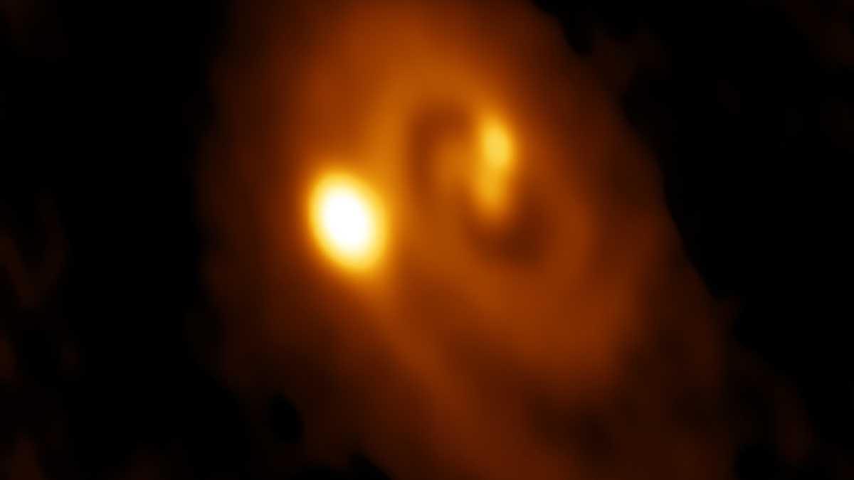 Verlorener Zwilling der Sonne: Möglicherweise entstehen Sterne immer paarweise