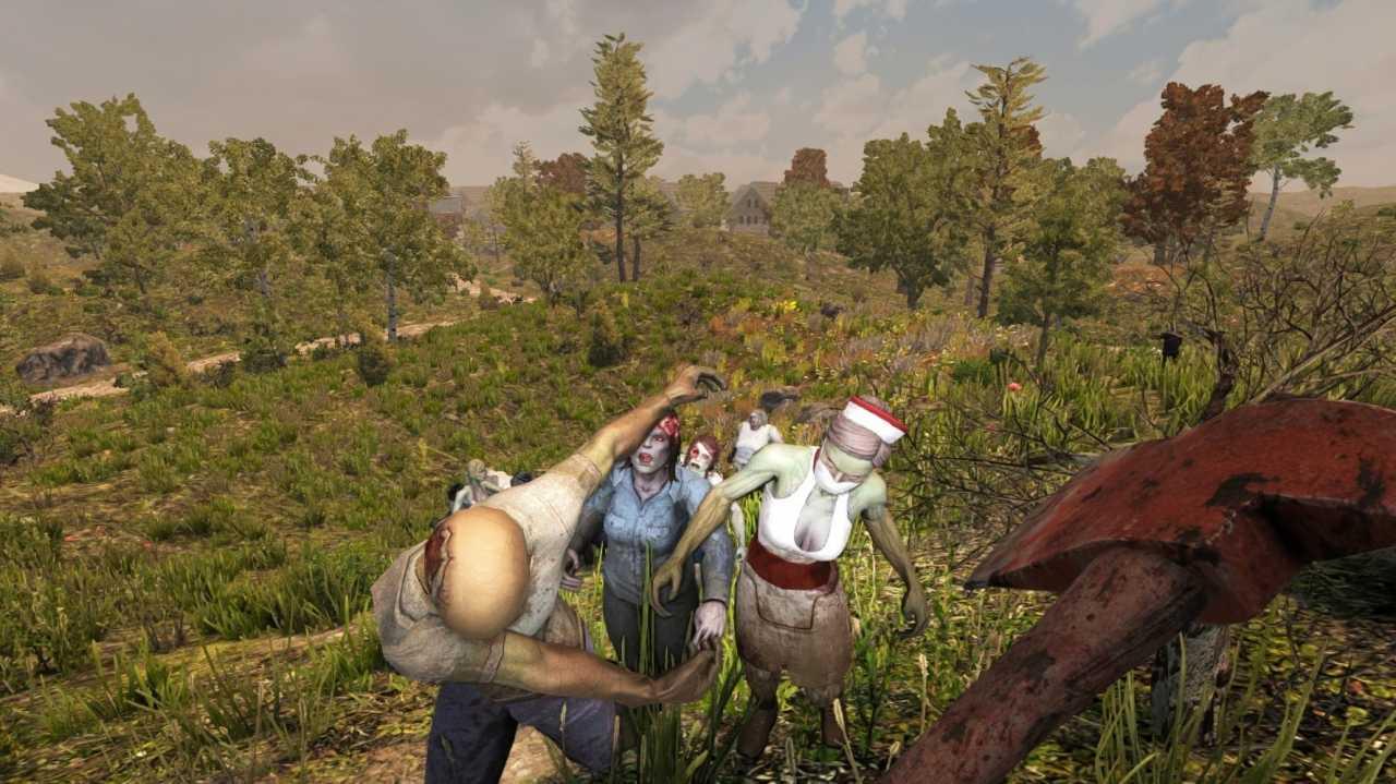 """Zombie-Survival-Spiel """"7 Days To Die"""": Alpha 16 verfügbar"""
