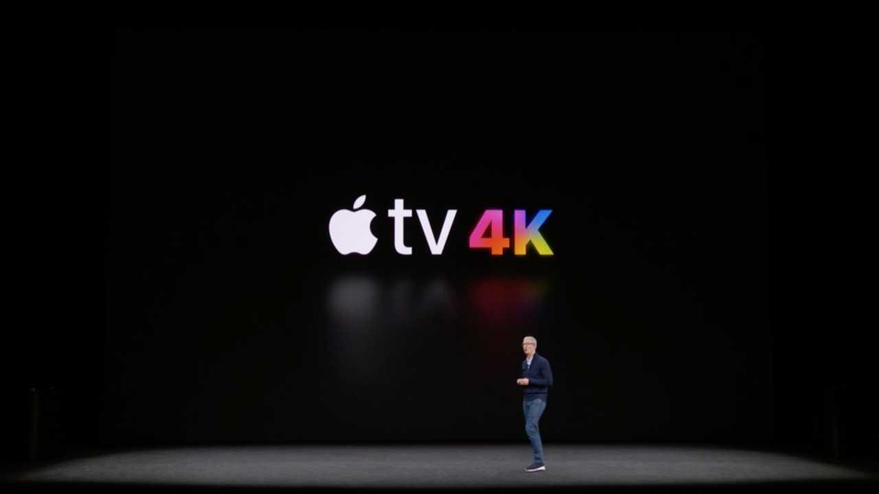 Apple TV 4K: kostenlose Updates auf 4K-Filme mit HDR