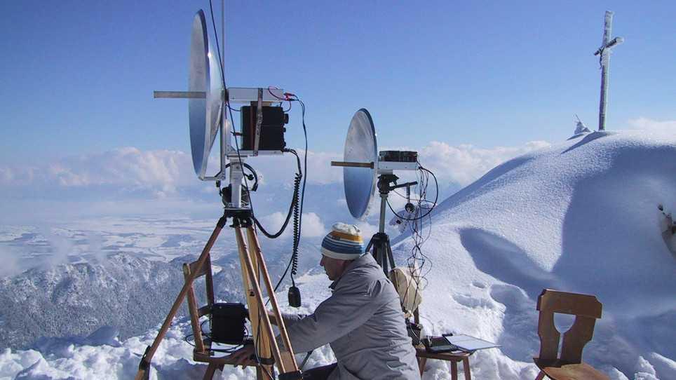 Auf der Kurzwelle in die Welt – Funkamateure tagen in Landshut
