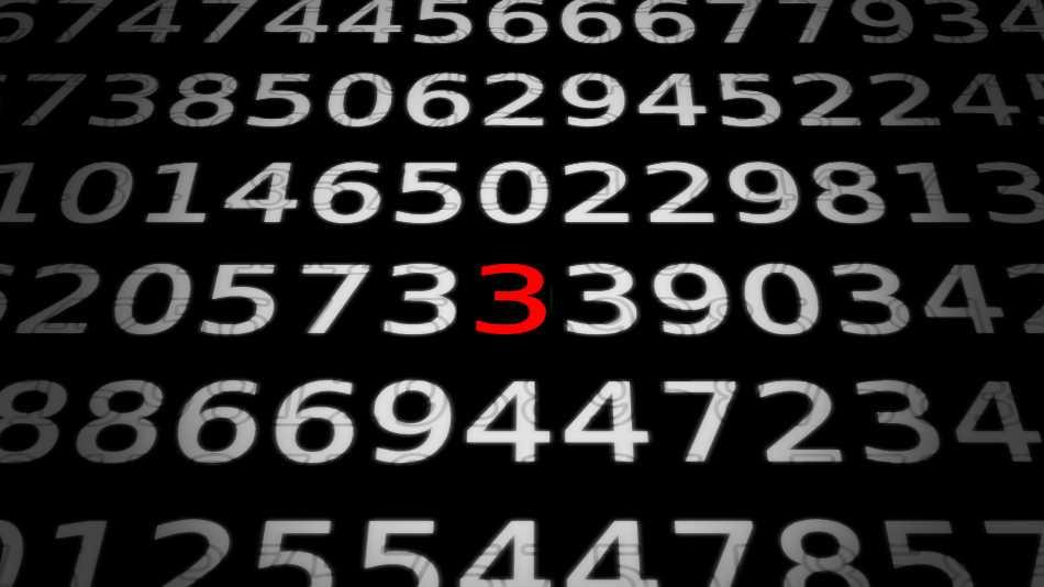 Zahlen, bitte! 3 - Die Dreifaltigkeit von CSS